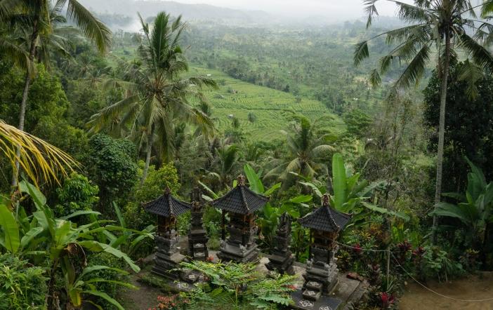 Sideman, Bali, Indonesia